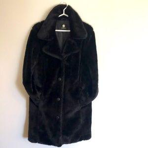 Jessica (Sears) Snuggly Faux Fur Coat